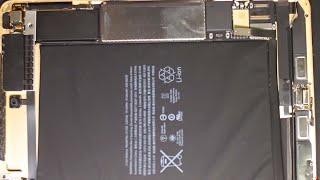 【教材】iPad mini 4 バッテリー電池交換修理