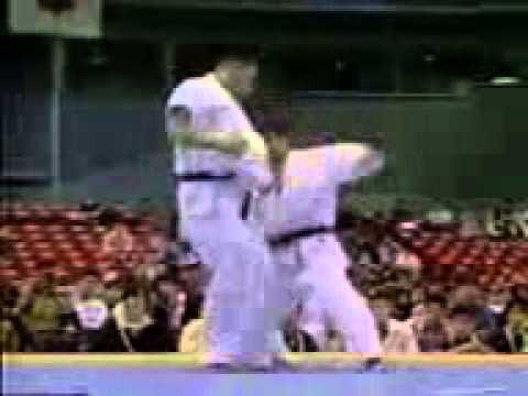 Hajime Kazumi kyokushinkaikan karate Image 1