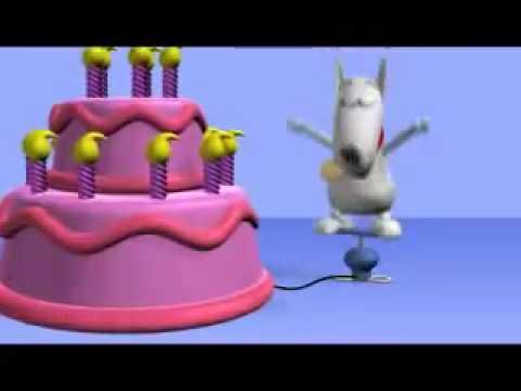 Feliz Cumpleaños animado II