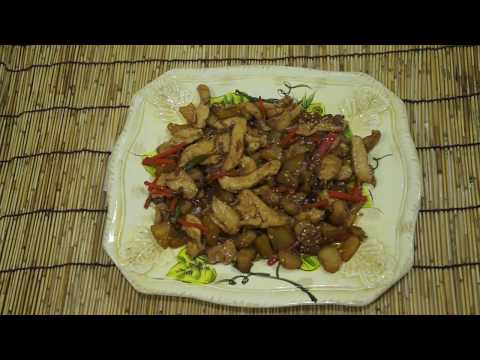 Easy Chinese Chicken Stir Fry Recipe - Asian Wok