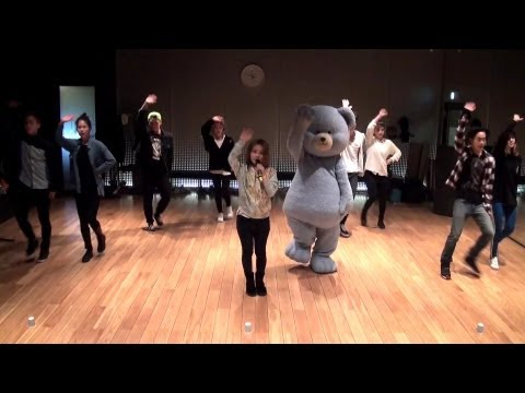 LEE HI (이하이) - IT'S OVER_Dance Practice (안무연습)