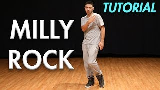 How to do the Milly Rock (Hip Hop Dance Moves Tutorial) | MihranTV
