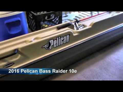 Pelican Bass Raider 10e Review