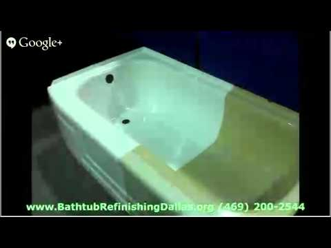 Tub Refinishing Dallas TX 469-200-2544 FREE Estimate