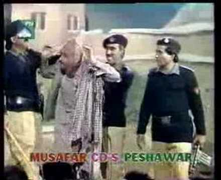 Pashto Comedy Stage Show  Alamzeb Mujahid video