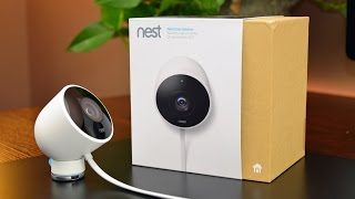 Nest Cam Outdoor: Unboxing & Overview
