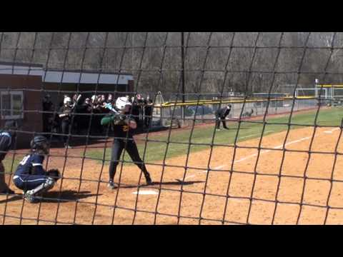 4th at bat continued (Strikout Swinging) CATAWABA 2/24/13