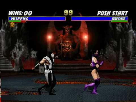 Mileena vs Super Endurance Video