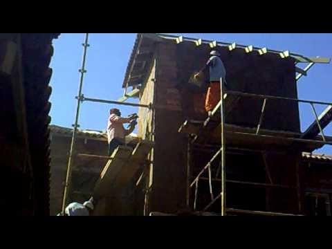 Construccion - Cemento volador