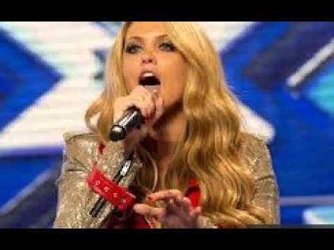 Bianca Gascoigne's Audition - The x Factor 2012!