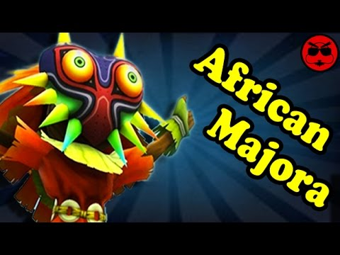 Majoras African Roots pt. 1 (Legend of Zelda: Majoras Mask) -...