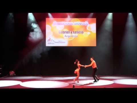 Sydney Latin Festival 2017 - GABRIEL & LETICIA SALSA