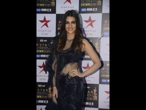 Bollywood Celebrities at Star Screen Awards 2017