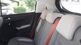Peugeot 208  1.6 HDI Roland Garros Limited Edition Usado para Venda em MotasAuto . (Ref: 548369)