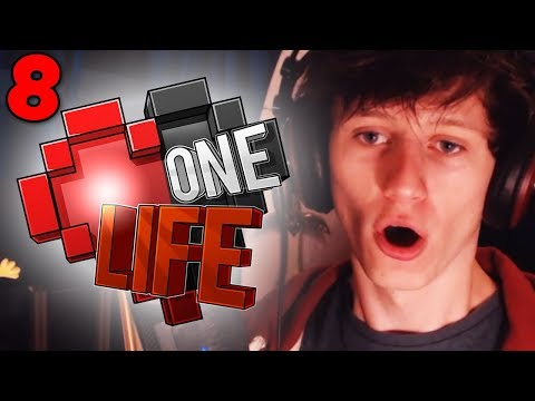 WE NEARLY DIED - Minecraft One Life SMP EP8