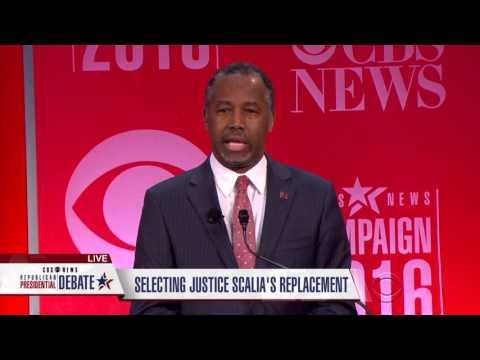 Full CBS News South Carolina Republican Debate