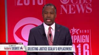 Full CBS News South Carolina Republican Debate