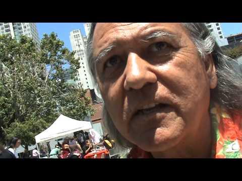 REAL FACES: LORENZO BACA: AN ARTIST STATES HIS CASE: YOSEMITE