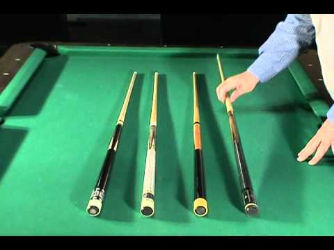 Rare Meucci Pool Cues For Sale Youtube