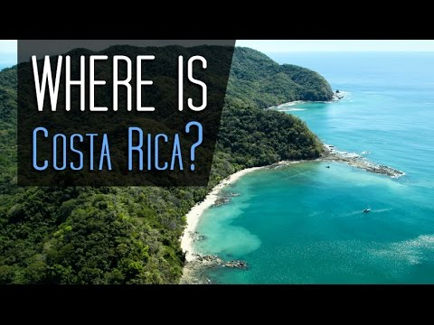 Where is Costa Rica? Costa Rica Travel Guide