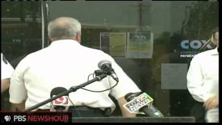 Watch Press Conference on Oklahoma Tornado
