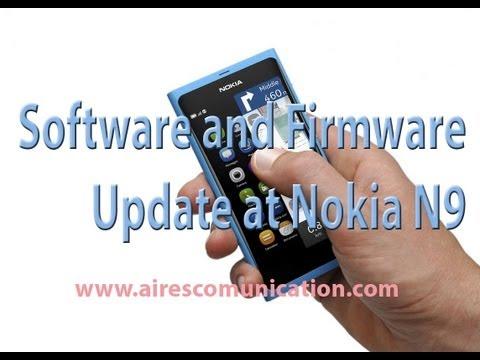 Скачать драйвер Nokia N9