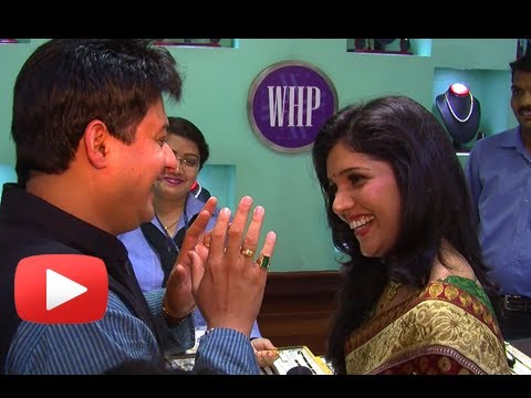 Swapnil & Mukta's Shopping For Mangalashtak Once More - Special Glimpse!! video