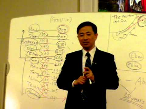 Dr Philip Lee Genesis Genealogy from Noah to Abraham