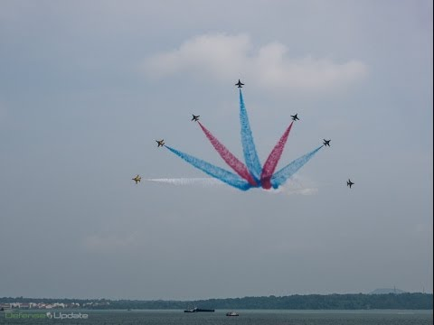 Singapore Airshow 2014 Preview - Flight Display