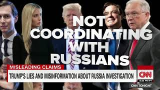 Fact checking Trump's Russia investigation claims