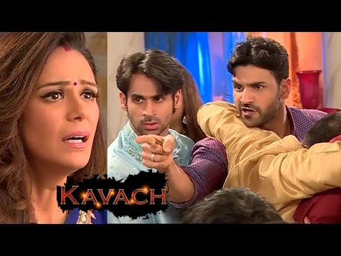 Kavach | 25th July 2016 | Bundela Family BLAMES Paridhi For KILLING Jagat thumbnail