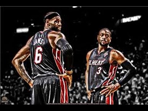 Dwyane Wade & LeBron James || Miami Heat mix ᴴᴰ