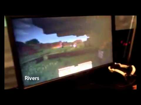 Minecraft 1.8 Gameplay HIGHLIGHTS - Pax Prime 2011 - Adventure Update Footage | Minecraft