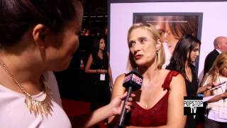 Caroline Goodall Talks Messages of Love and Nicholas Sparks!