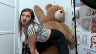 GABBIE GETS WILD!! | David Dobrik
