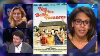 Philippe Lellouche et Julie Gayet - On n'est pas couché 25 février 2012 #ONPC