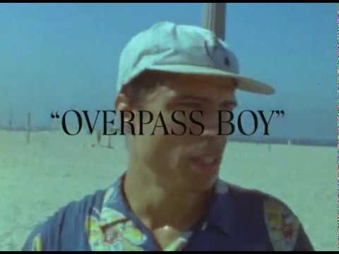 Danny Garcia otherwise known as Reverend Baron in Overpass Boy