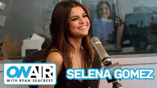 Selena Gomez Opens Up About Boyfriend The Weeknd | On Air with Ryan Seacrest