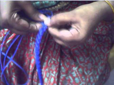 How To Make A Bag Handicraft Part 1 Youtube