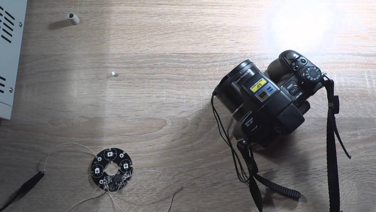 ИК-камера своими руками! DIY Life 77