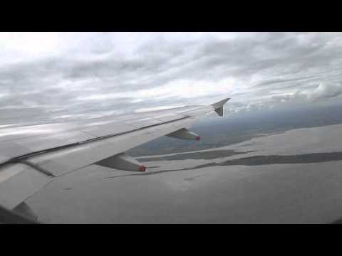 Taking off from Shannon Airport - Aer Lingus Airbus A319