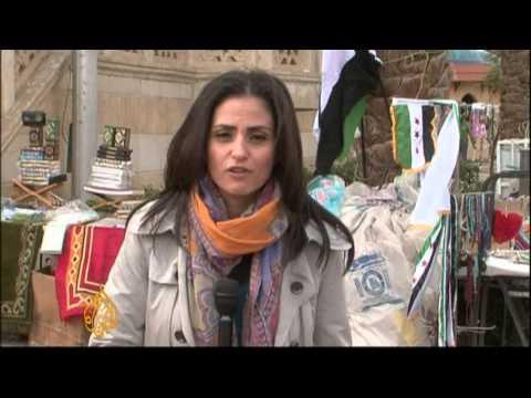 Refugees struggle in Egypt's 'Little 'Syria'