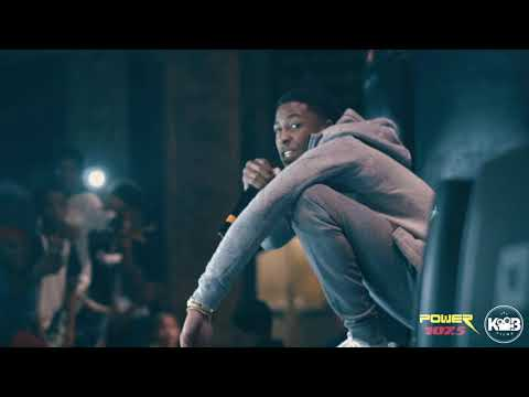 NBA YoungBoy Performs Gravity Live At Newport Music Hall | KB FILMS