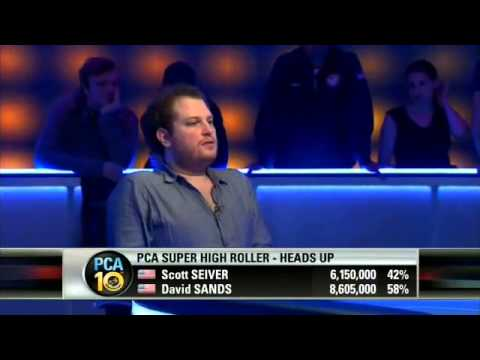 PСА-2013. Super High Roller. Е12, Final Table (RUS)