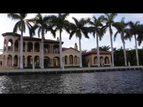 Imagine living in Fort Lauderdale, Florida