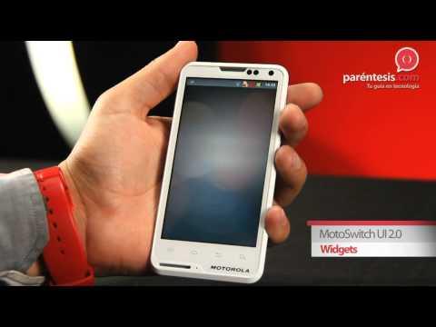 Motorola MotoSmart Plus (XT615)