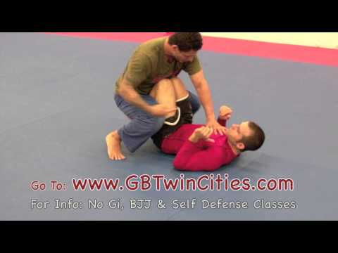 Best Jiu Jitsu in Minnesota - No Gi Butterfly Guard Pass with Raphael Da Costa Vasconcellos Image 1