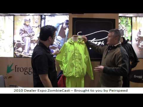 Frogg Togg Rainwear - 2010 Dealer Expo Coverage LIVE