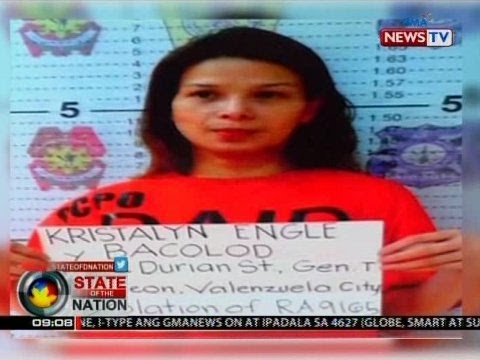 SONA: Model-actress na si Krista Miller, nahuli sa drug buy-bust operation
