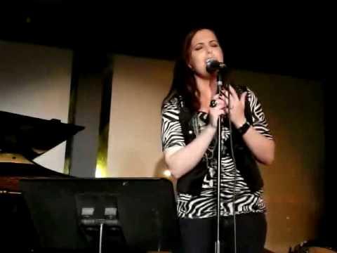 Marcie Dodd singss RAIN by Bobby Cronin